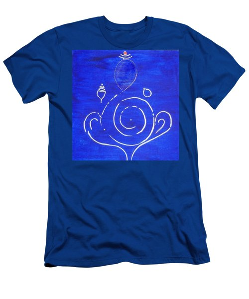 16 Ganesh Men's T-Shirt (Athletic Fit)