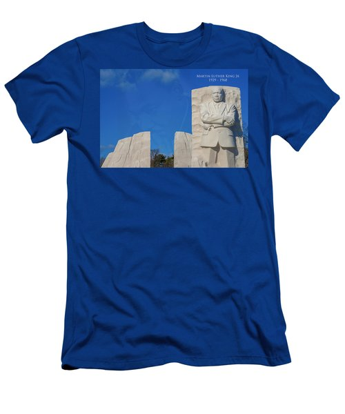 Martin Luther King Jr Memorial Men's T-Shirt (Athletic Fit)
