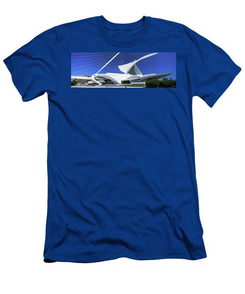 Art Museum, Milwaukee Art Museum Men's T-Shirt (Athletic Fit)