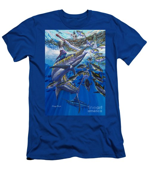 Marlin El Morro Men's T-Shirt (Athletic Fit)