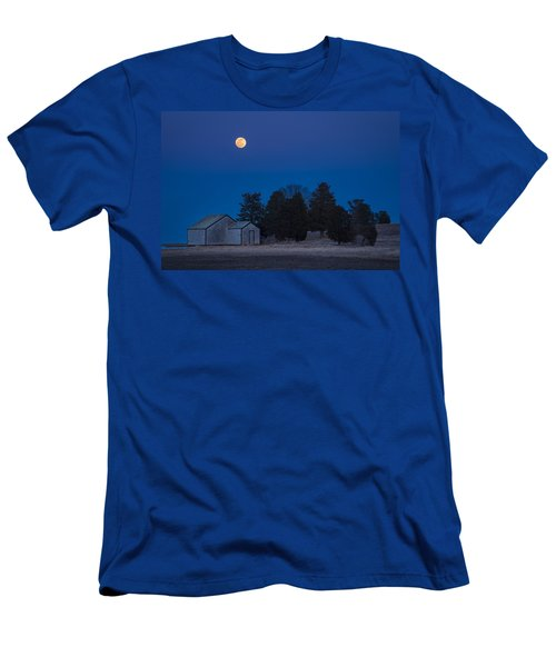 Over The Boathouse Men's T-Shirt (Athletic Fit)
