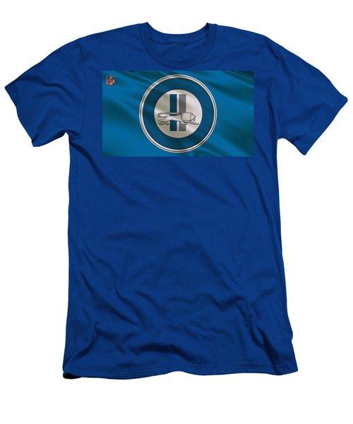 Detroit Lions Uniform Men's T-Shirt (Athletic Fit)