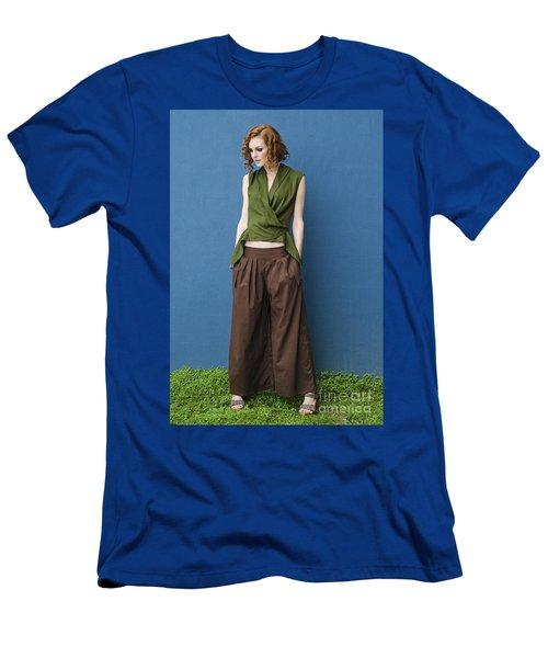 Fashion Girl Men's T-Shirt (Athletic Fit)