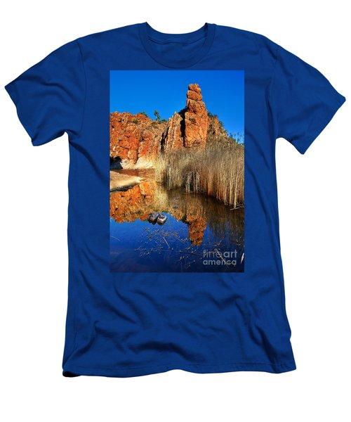 Glen Helen Gorge Men's T-Shirt (Athletic Fit)