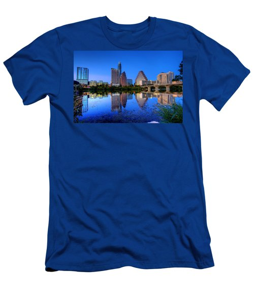 A Beautiful Austin Evening Men's T-Shirt (Athletic Fit)