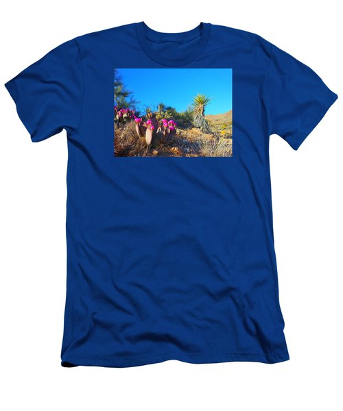 A Dangerous Yet Beautiful Land Men's T-Shirt (Athletic Fit)