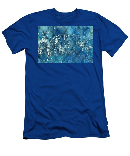 A Sea Of Patterns Men's T-Shirt (Athletic Fit)