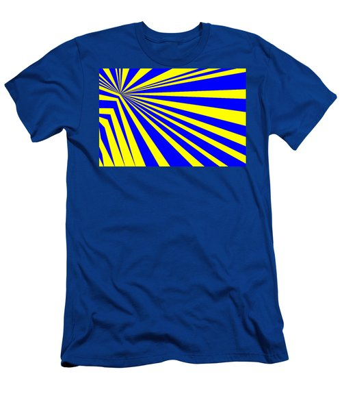 Abstract 150 Men's T-Shirt (Athletic Fit)