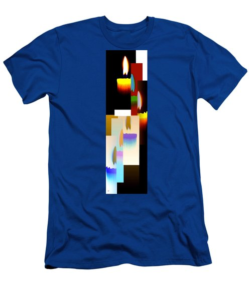 Abstract Fusion 185 Men's T-Shirt (Athletic Fit)