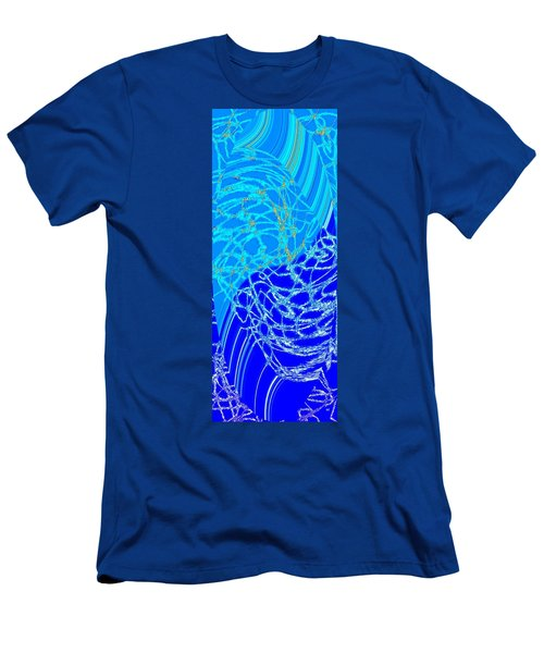 Abstract Fusion 224 Men's T-Shirt (Athletic Fit)
