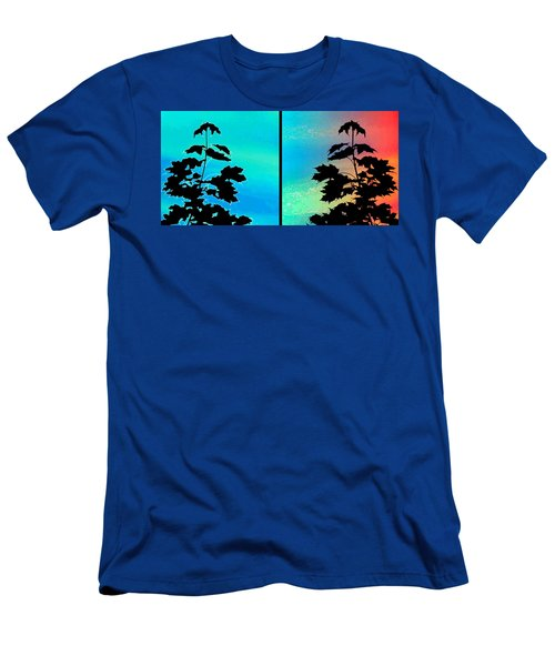 Abstract Fusion 243 Men's T-Shirt (Athletic Fit)