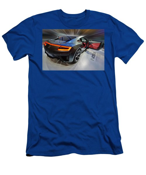 Acura N S X  Concept 2013 Men's T-Shirt (Athletic Fit)