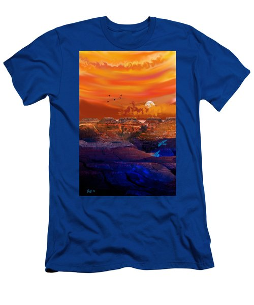 After The Storm Men's T-Shirt (Slim Fit) by J Griff Griffin