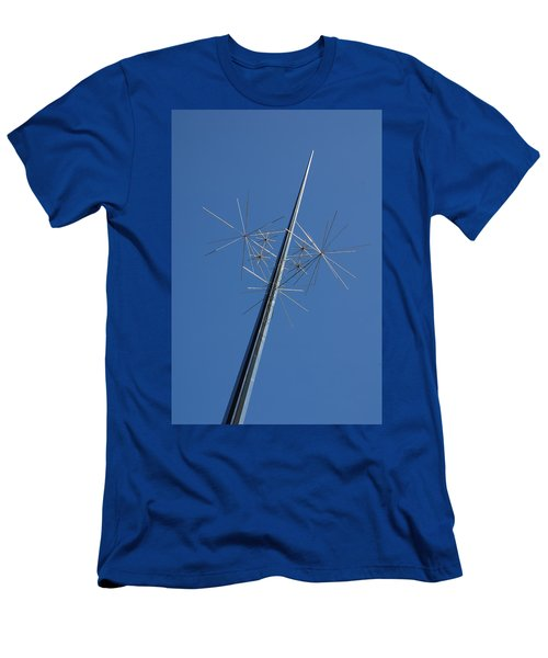 Air And Space Museum Art Spire Men's T-Shirt (Athletic Fit)