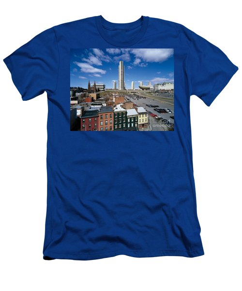 Albany, New York Men's T-Shirt (Athletic Fit)