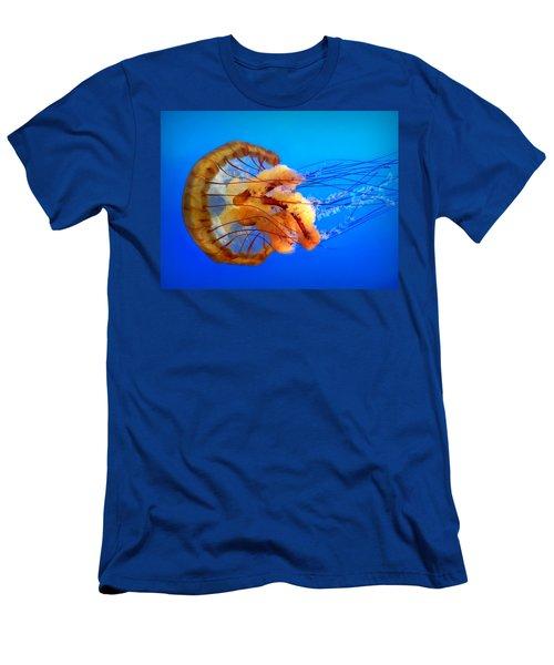 Amber Seduction Men's T-Shirt (Athletic Fit)