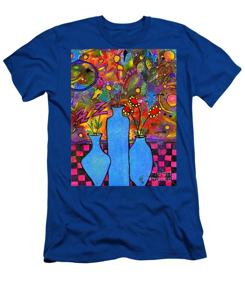 An Abstract Still Life Men's T-Shirt (Athletic Fit)