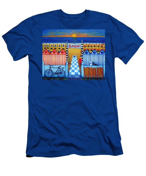 An Italian Summer's End Men's T-Shirt (Athletic Fit)