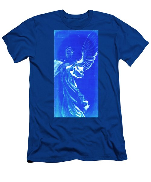 Angel Of The Horizon  Men's T-Shirt (Athletic Fit)