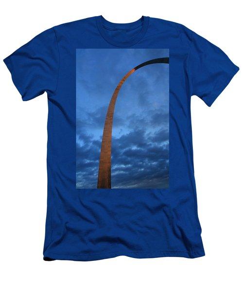 Arch Glow Men's T-Shirt (Athletic Fit)
