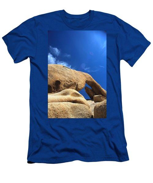 Arching So Elegantly Men's T-Shirt (Athletic Fit)