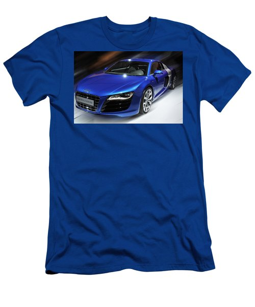 Audi R8 V10 Fsi Men's T-Shirt (Athletic Fit)
