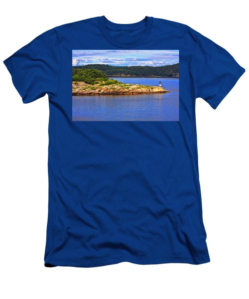 Beautiful Evening Men's T-Shirt (Athletic Fit)