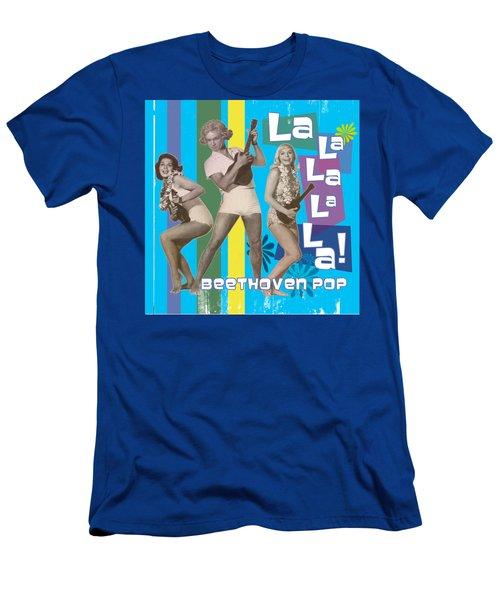 Beethoven Pop Men's T-Shirt (Athletic Fit)