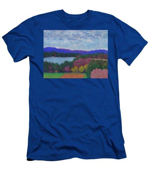Berkshires In Late October Men's T-Shirt (Athletic Fit)
