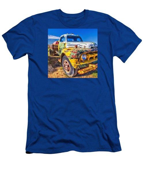 Big Job Men's T-Shirt (Athletic Fit)