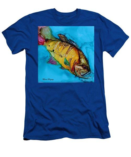 Big Mouth Men's T-Shirt (Athletic Fit)