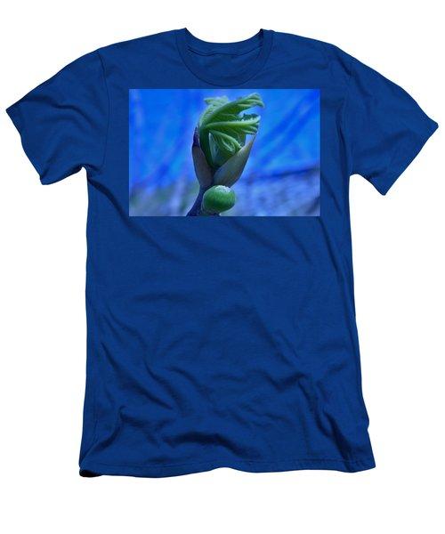Birth Men's T-Shirt (Slim Fit) by Paulo Guimaraes