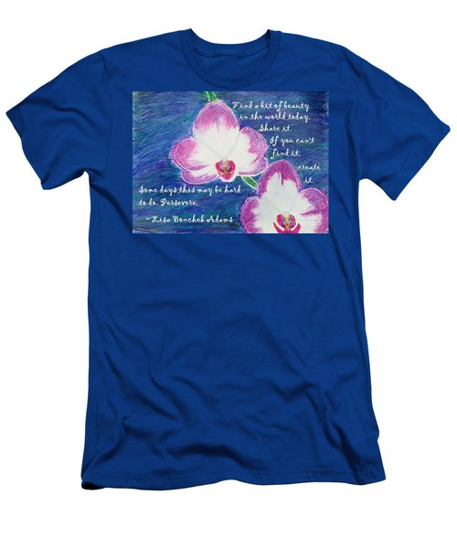 Bit Of Beauty For Lisa Men's T-Shirt (Athletic Fit)