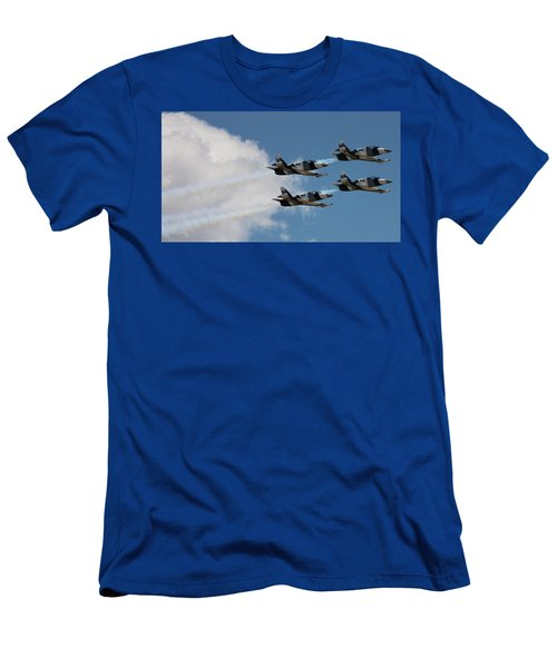 Black Diamond L-39s In Flight Men's T-Shirt (Athletic Fit)