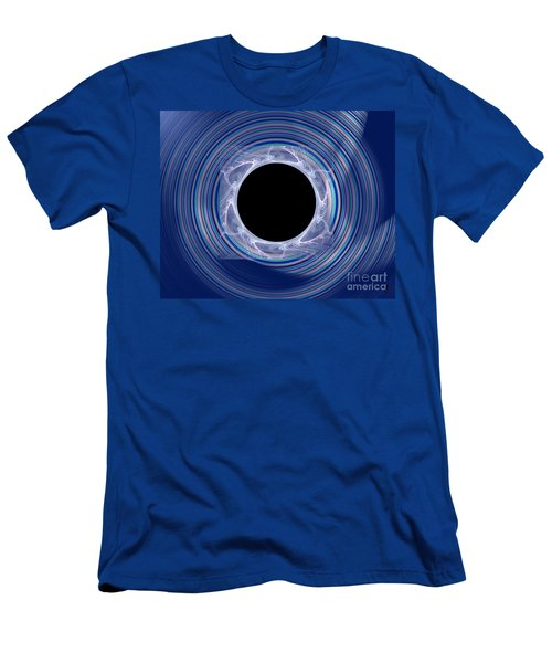 Black Hole Men's T-Shirt (Slim Fit)
