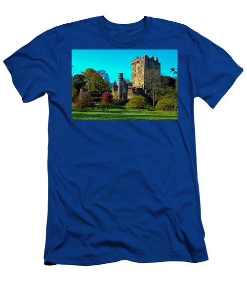 Blarney Castle - Ireland Men's T-Shirt (Athletic Fit)