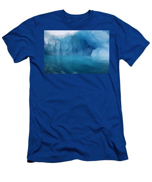 Blue Grotto Men's T-Shirt (Athletic Fit)