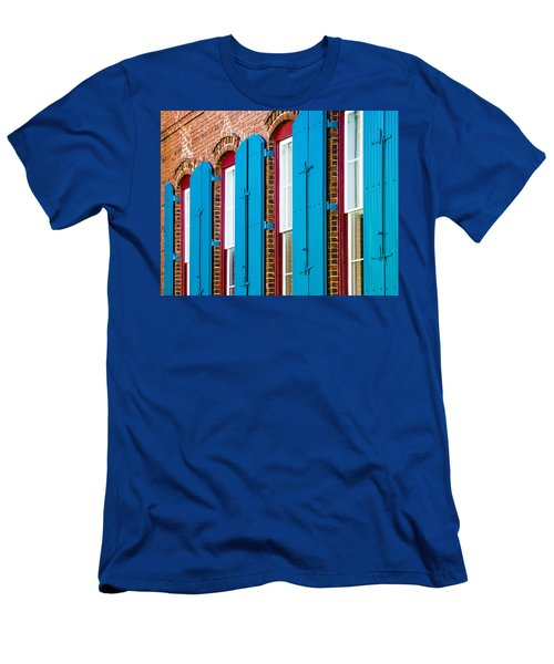 Blue Windows Men's T-Shirt (Athletic Fit)