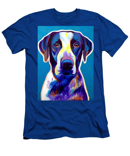 Bluetick Coonhound - Berkeley Men's T-Shirt (Athletic Fit)