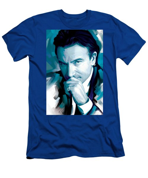 Bono U2 Artwork 4 Men's T-Shirt (Slim Fit)