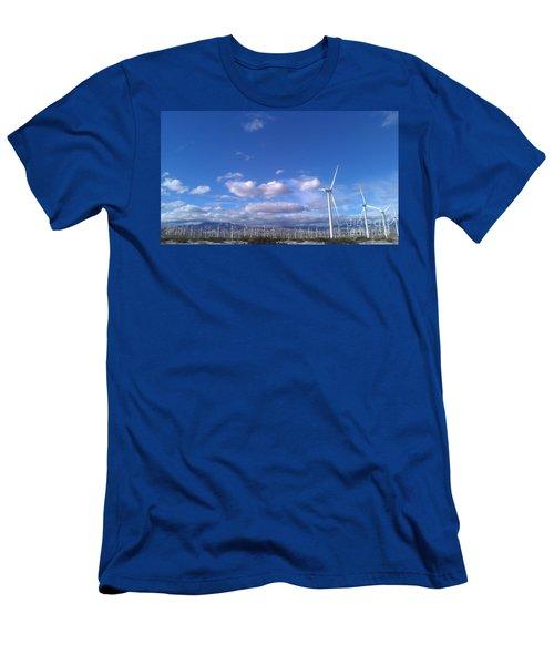 Breeze Men's T-Shirt (Athletic Fit)