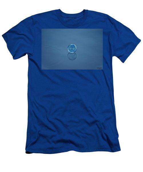 Bubble Study 1 Men's T-Shirt (Athletic Fit)