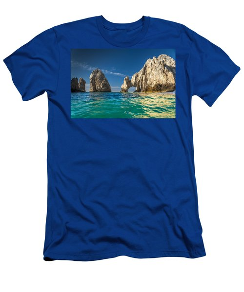 Cabo San Lucas Men's T-Shirt (Athletic Fit)