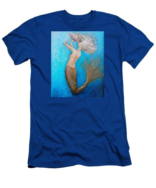 Call Of The Siren Men's T-Shirt (Athletic Fit)