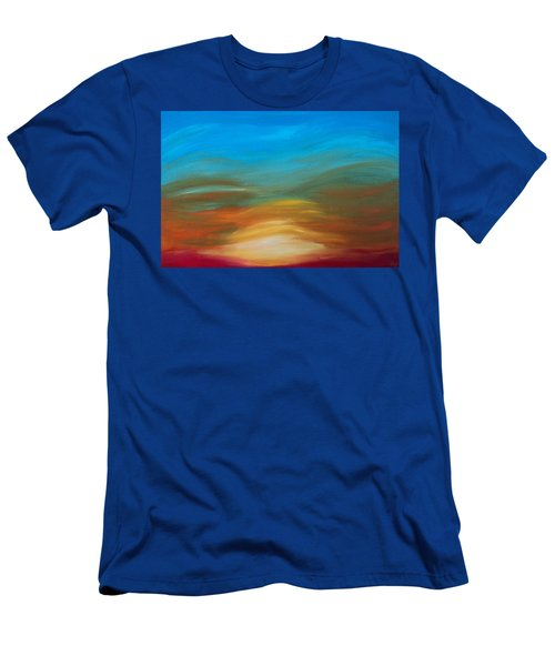 Calm Day Men's T-Shirt (Athletic Fit)