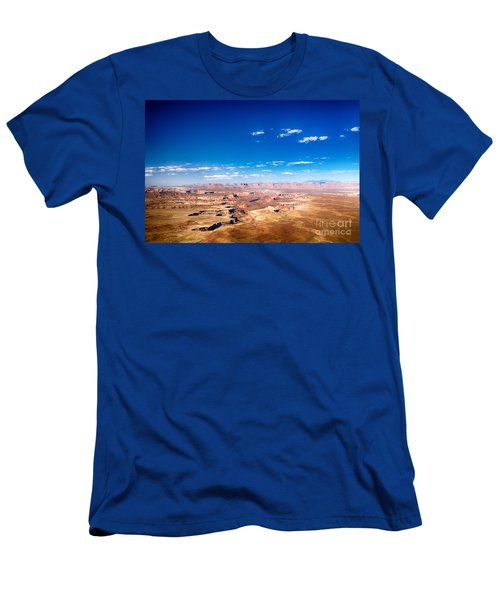 Canyon Lands Best Men's T-Shirt (Athletic Fit)