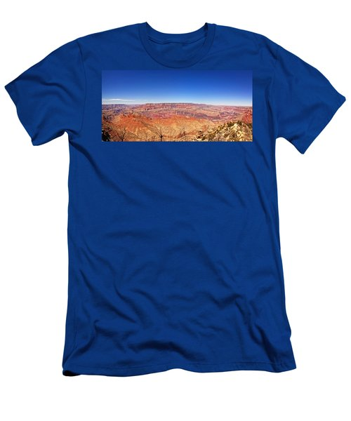 Canyon View Men's T-Shirt (Athletic Fit)