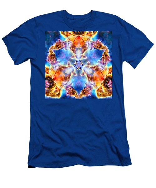 Men's T-Shirt (Athletic Fit) featuring the photograph Carina Nebula Vi by Derek Gedney