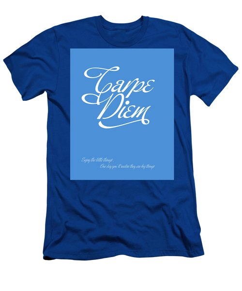 Carpe Diem Men's T-Shirt (Athletic Fit)