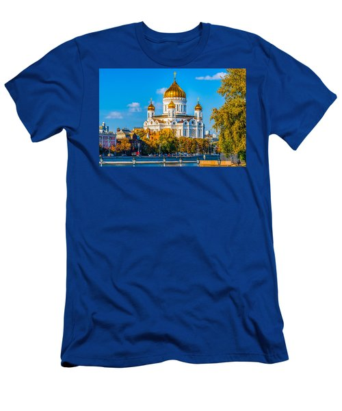 Cathedral Of Christ The Savior - 1 Men's T-Shirt (Athletic Fit)